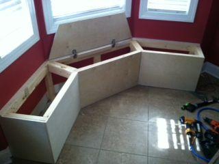 Step 2 Bay Window Storage Bench