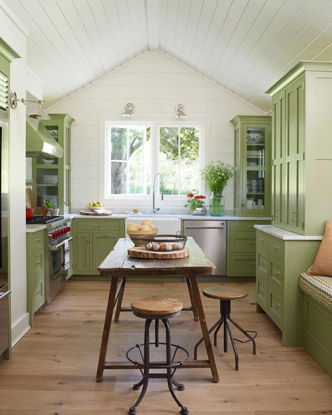 White Kitchen Yes Or No: Pin By Cherie Stone On I'm In The Kitchen!