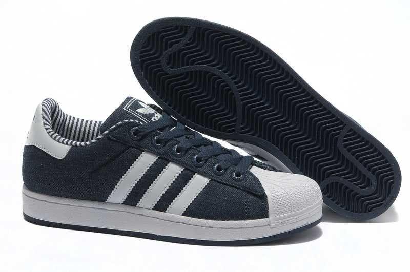 Adidas Superstar II vit