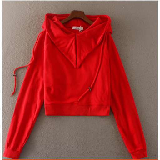 تيشرتات بنات شتوية بتصميم عصري تيشرتات صوف خفيف بأكمام طويلة تيشرتات سادة متوفرة بألوان متعددة اصفر اسود Fashion Red Leather Jacket Jackets