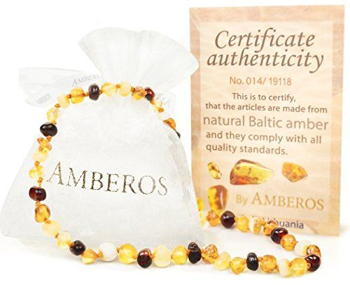 SALE!!! Amber Teething Necklace – for…