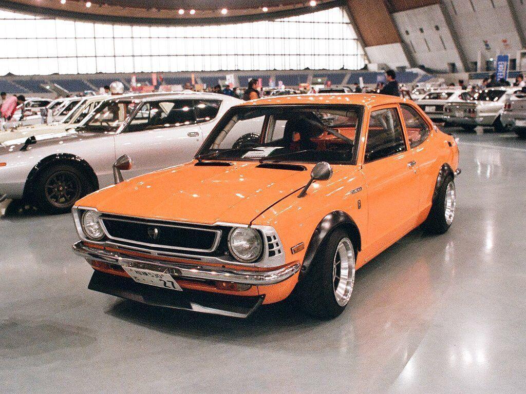 toyota TE27 #toyotaclassiccars | Toyota Classic Cars | Pinterest ...
