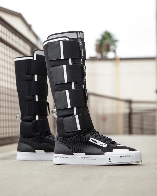 UEG x Puma Court Play Boot