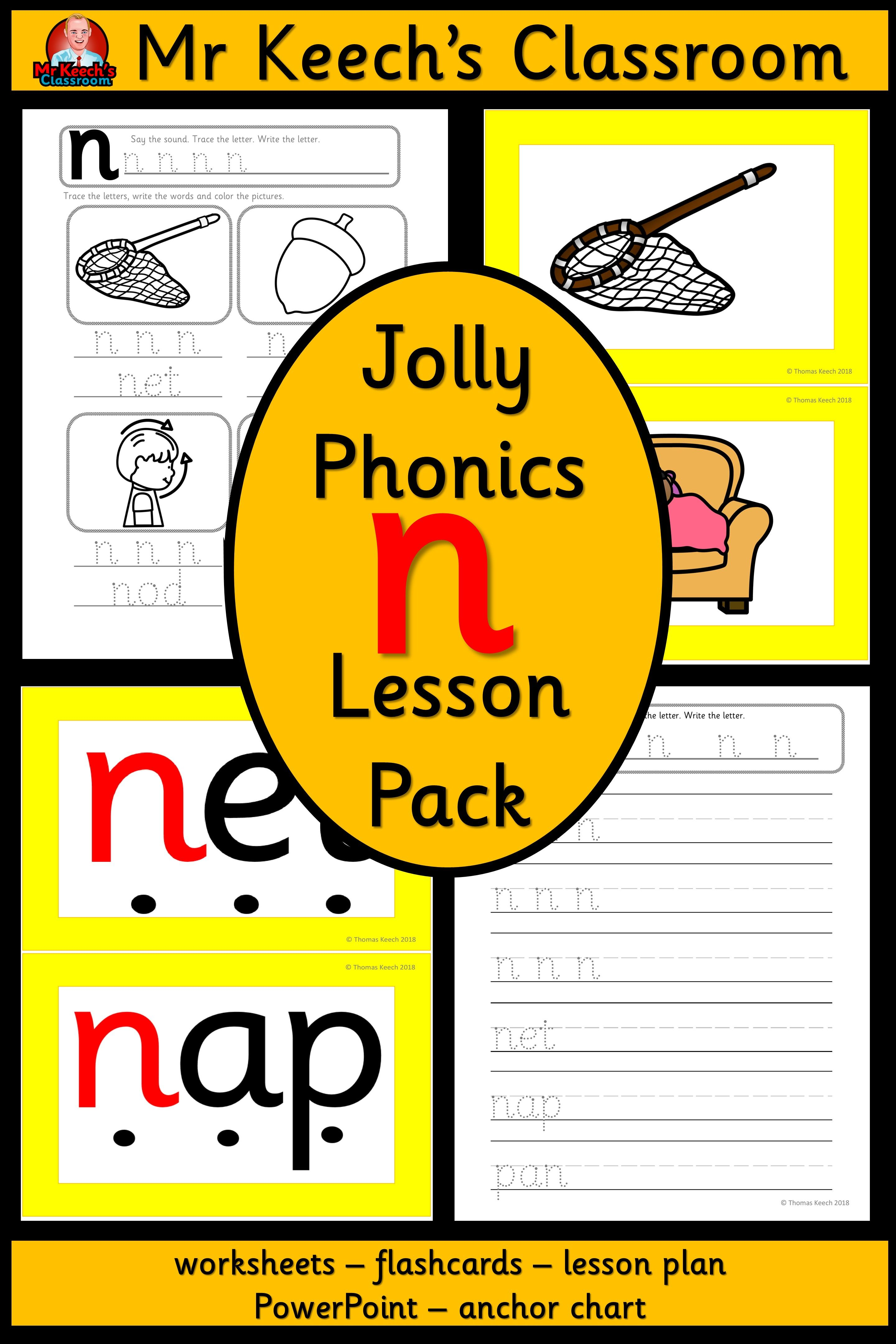 This Nn Lesson Pack Contains Everything You Need To Teach