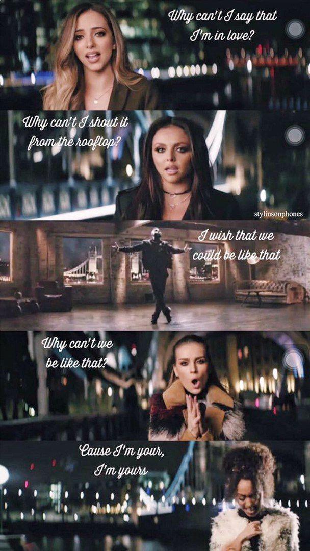 Little Mix Ft  Jason Derulo - 'Secret Love Song' | Little