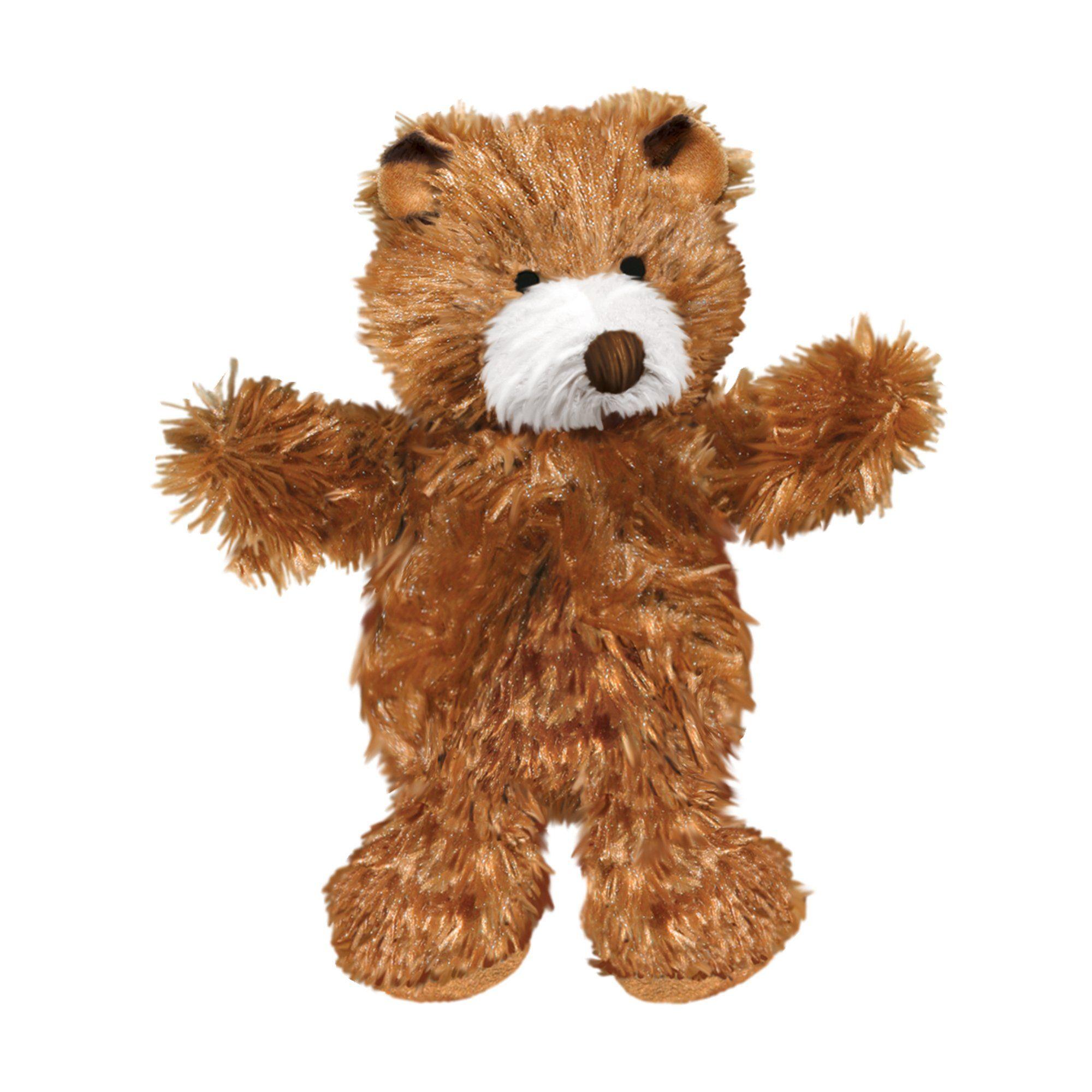 Kong Teddy Bear Dog Toy X Small Brown Teddy Bear Dog Cute Dog