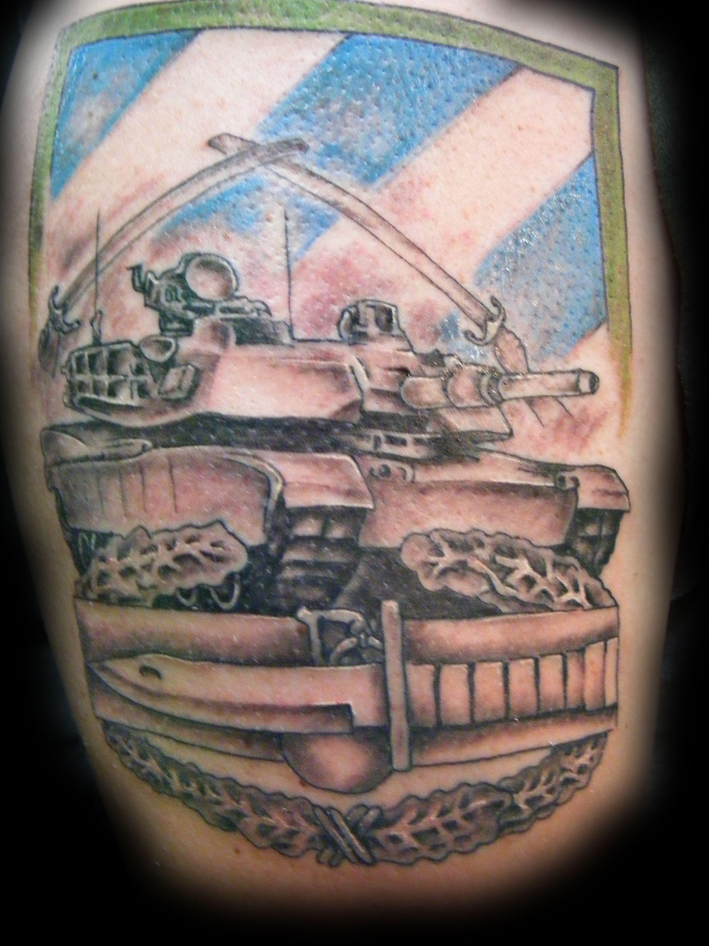 Tank tattoos - Google Search