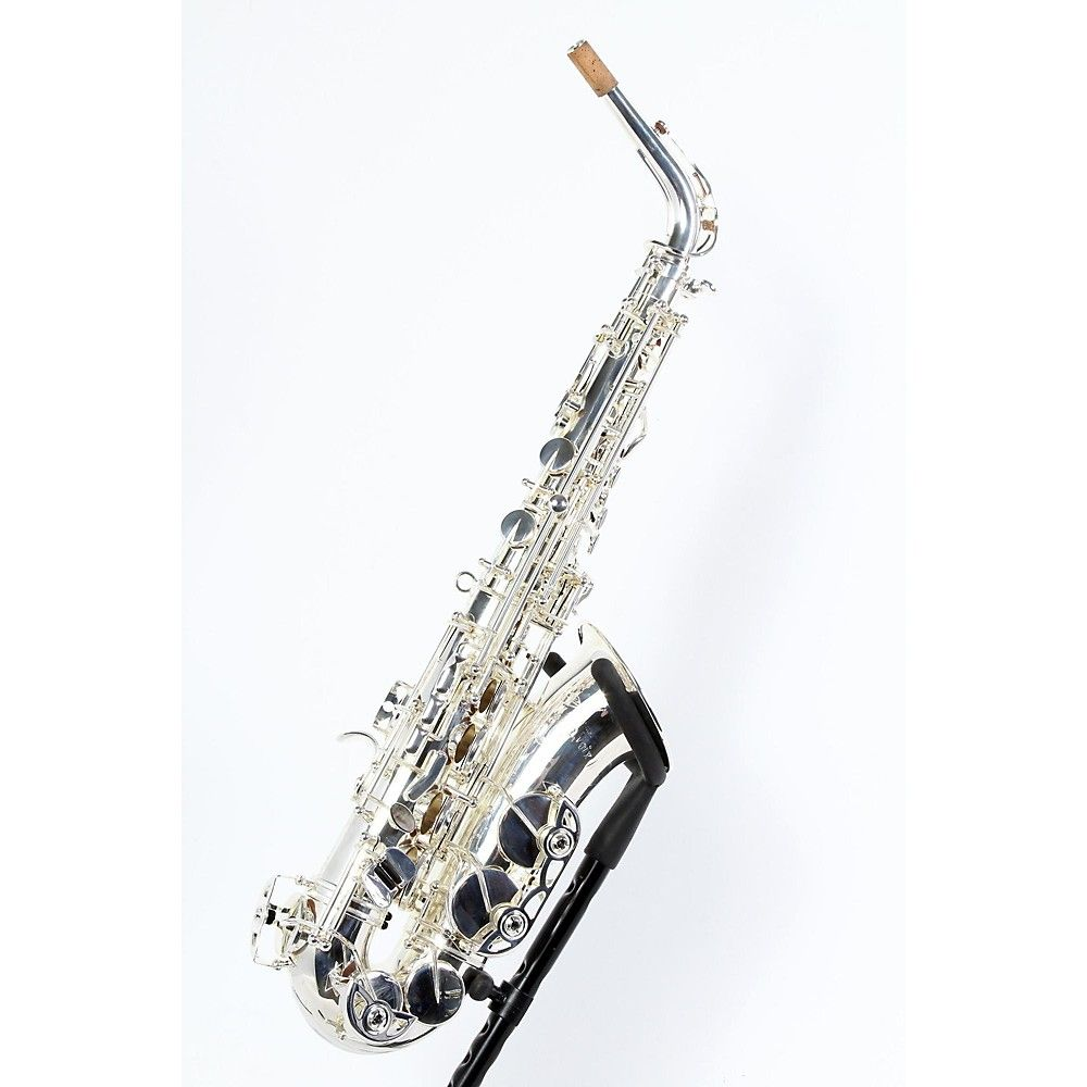 Selmer SAS280 La Voix II Alto Saxophone Outfit Silver Plated 190839084651
