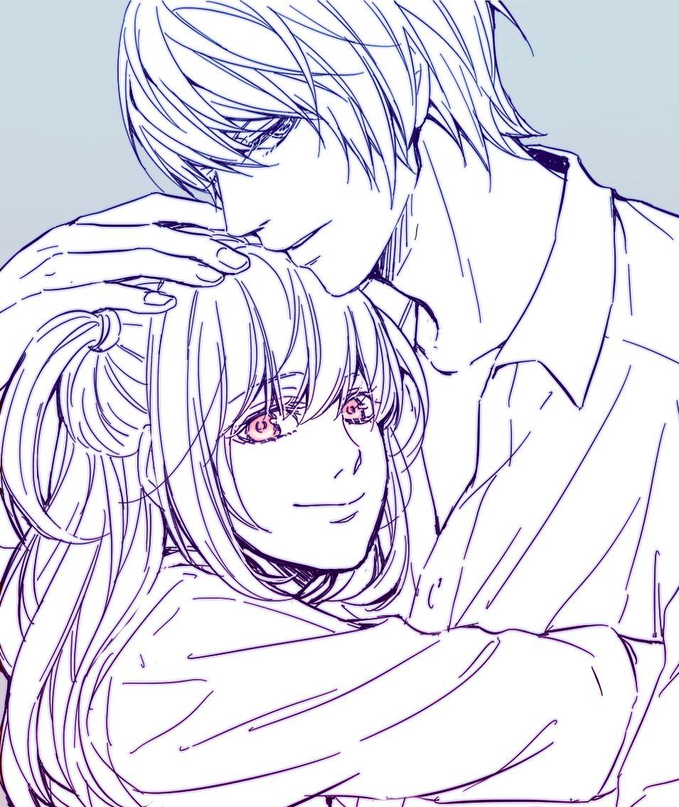Light And Misa Death Note ɗєαтн ɲσтє Pinterest Death Note