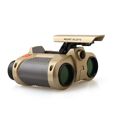 Night Scope 4 X 30mm Binoculars W Pop Up Light Ceg466 Usd 11 99 Binoculars Night Vision Night Sights