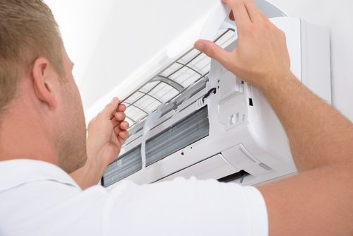 Air Conditioner Technician Png