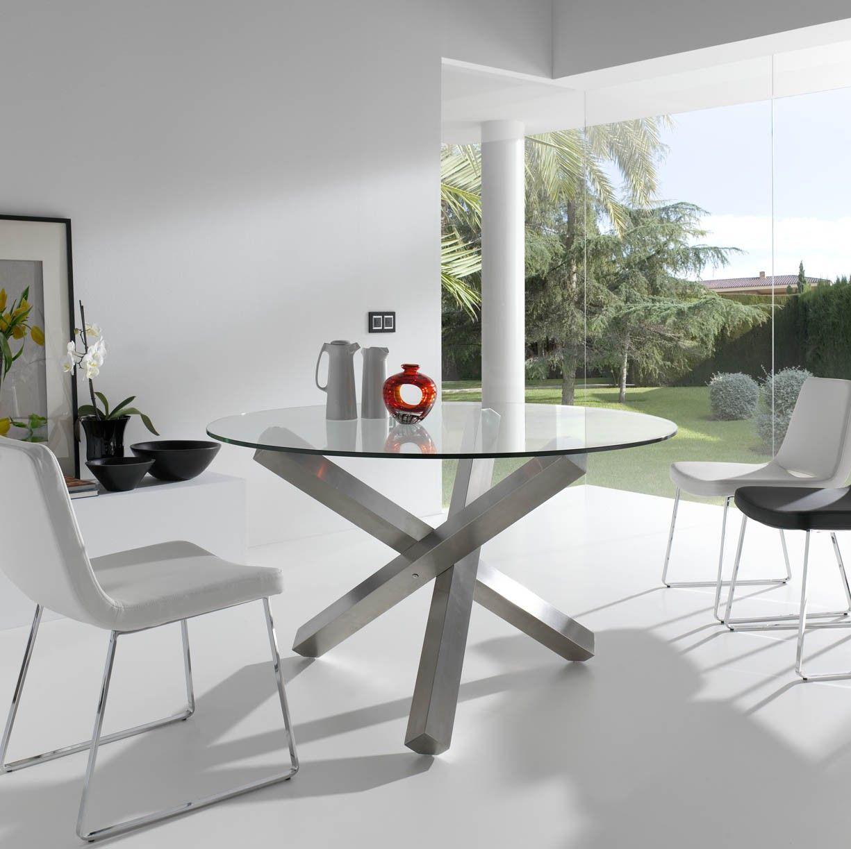 Elegir mesas de comedor modernas es una gran decisión. Te enseñamos ...