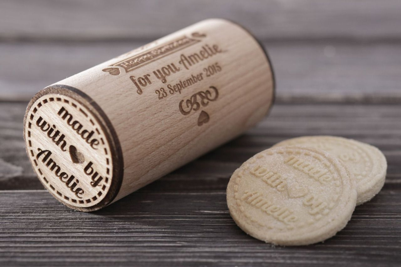 sosuperawesome:      Embossing rolling pins and stamps by MoodForWood on Etsy   • So Super Awesome is also on Facebook, Twitter and Pinterest •    (via sosuperawesome)