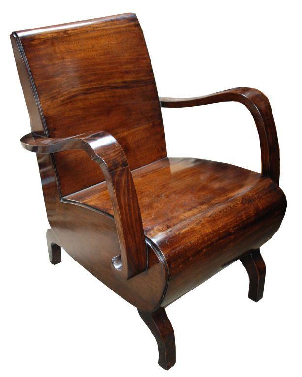 Art Deco Chairs Circa 1930 Art Deco Chair Deco Chairs Art Deco Furniture