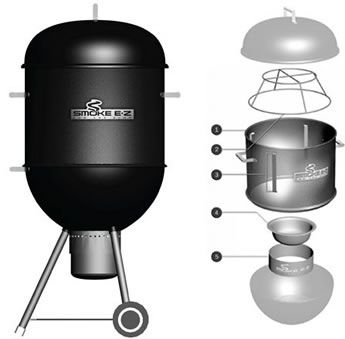 Amazingribs Com Weber Kettle Grill Smoker Kettle Grills