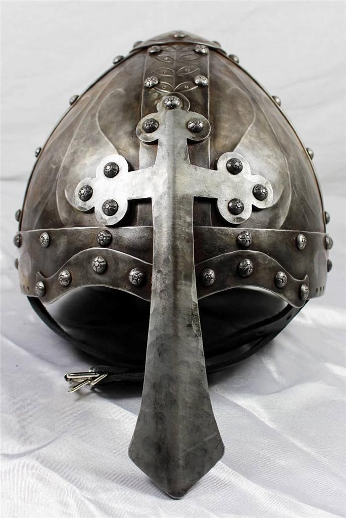 Hand Forged Medieval Gladiator Shield Larp Sca Armor Knight Iron Steel Shield