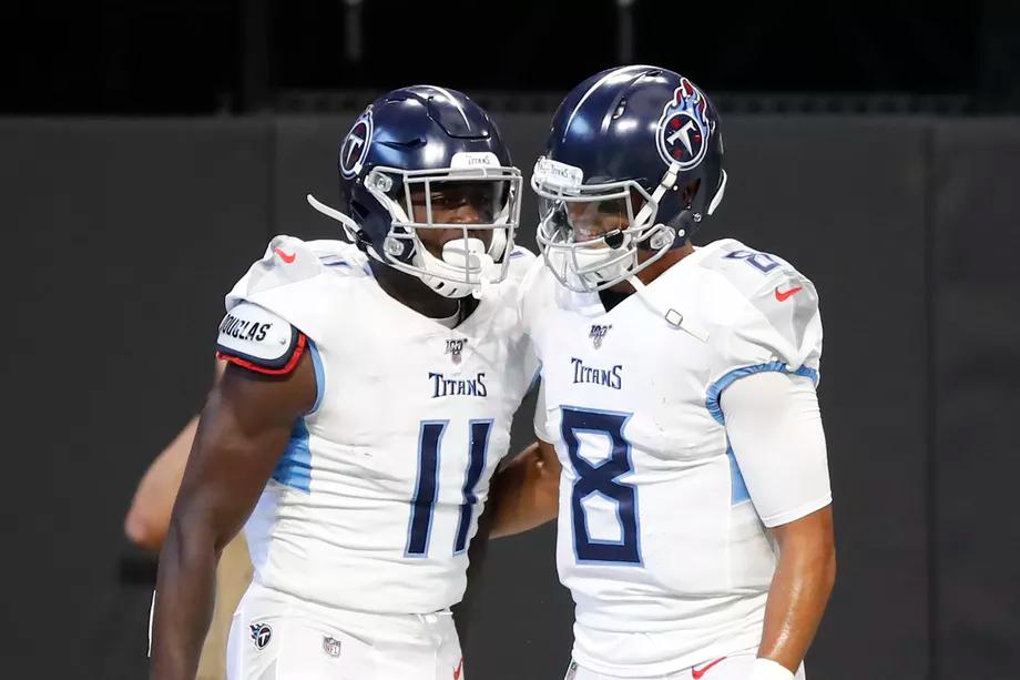 NFL Week 4 Mariota, Titans bounce back, beat Falcons 24
