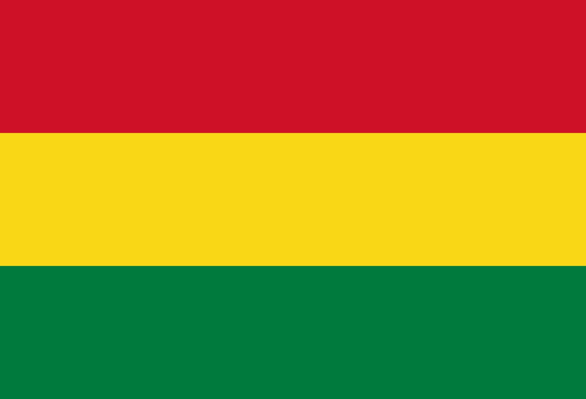 Flag Of Bolivia Bolivia Flag Flag Coloring Pages Flag