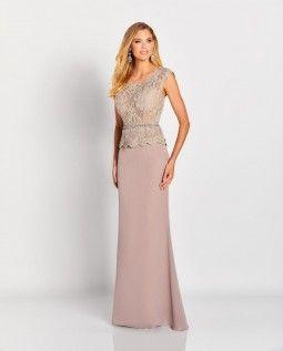 69ee89c1dee3 Cameron Blake 119654 Flattering Mother of the Bride Dress | Mother ...