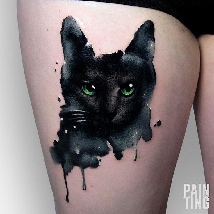 Tatuaje Gatos pinessie charm on inked inspiration | pinterest | tatuaje gato