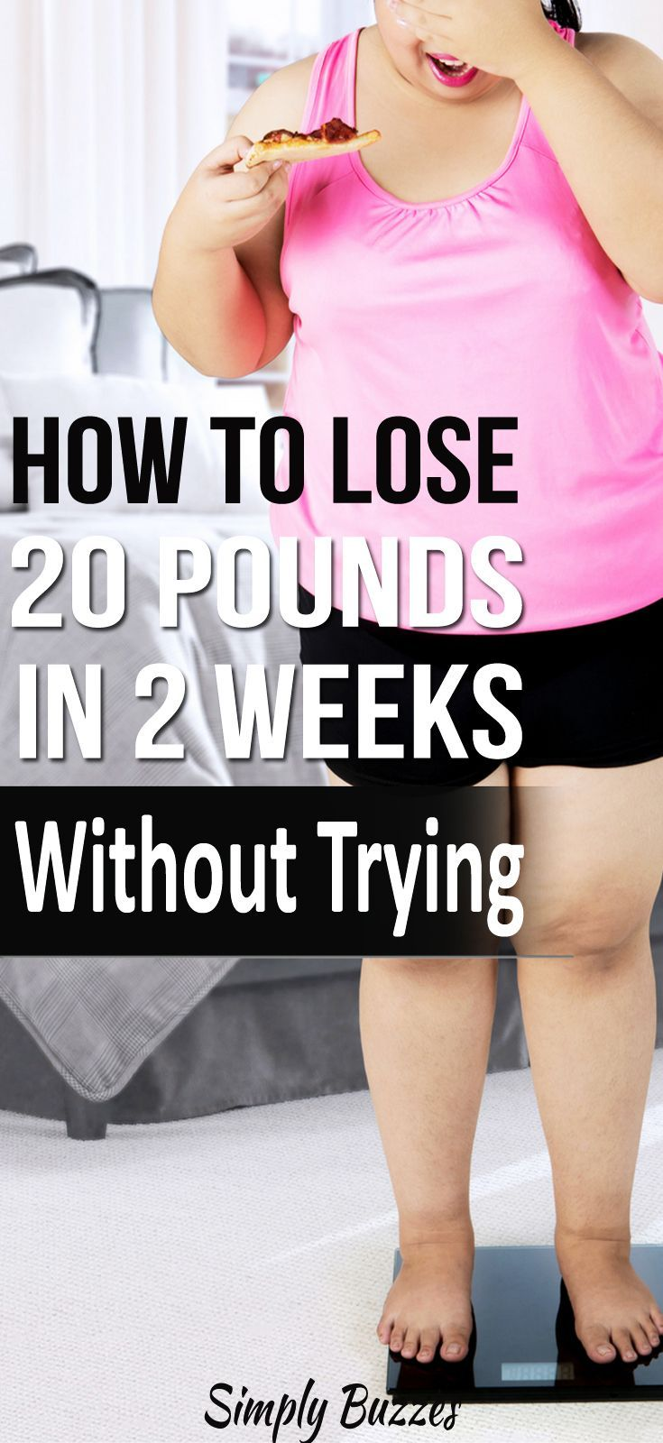 How can you lose weight in 2 for