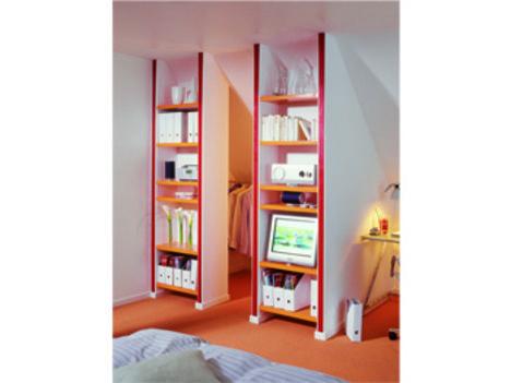 dachschr ge f r regal und kleiderschrank genutzt sovev relse pinterest sovev relse. Black Bedroom Furniture Sets. Home Design Ideas