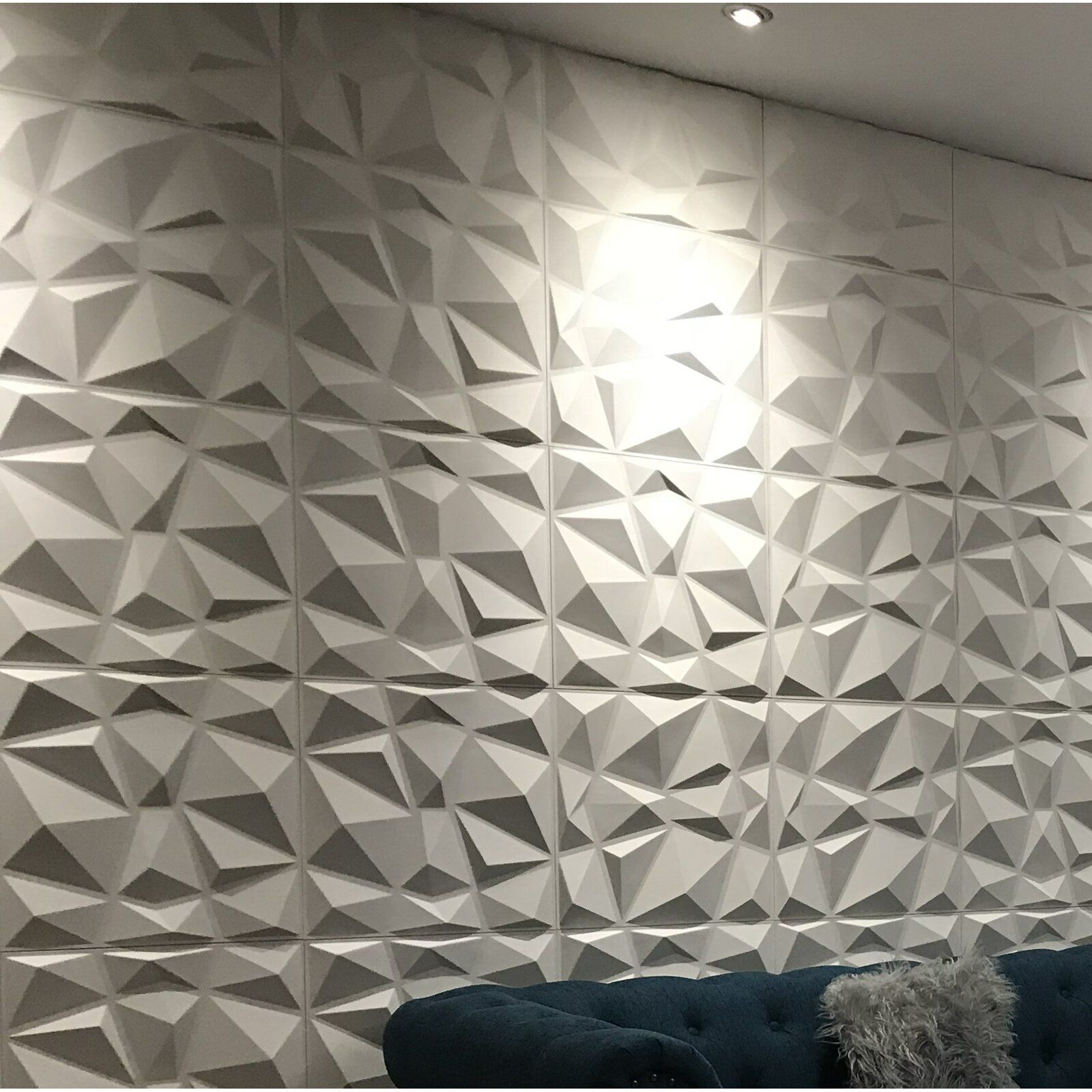 3d Embossed Wallpaper Panel