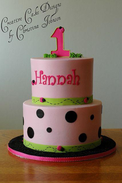 Lady bug cake cakes cupcakes tortas para ni os - Bizcocho cumpleanos para ninos ...