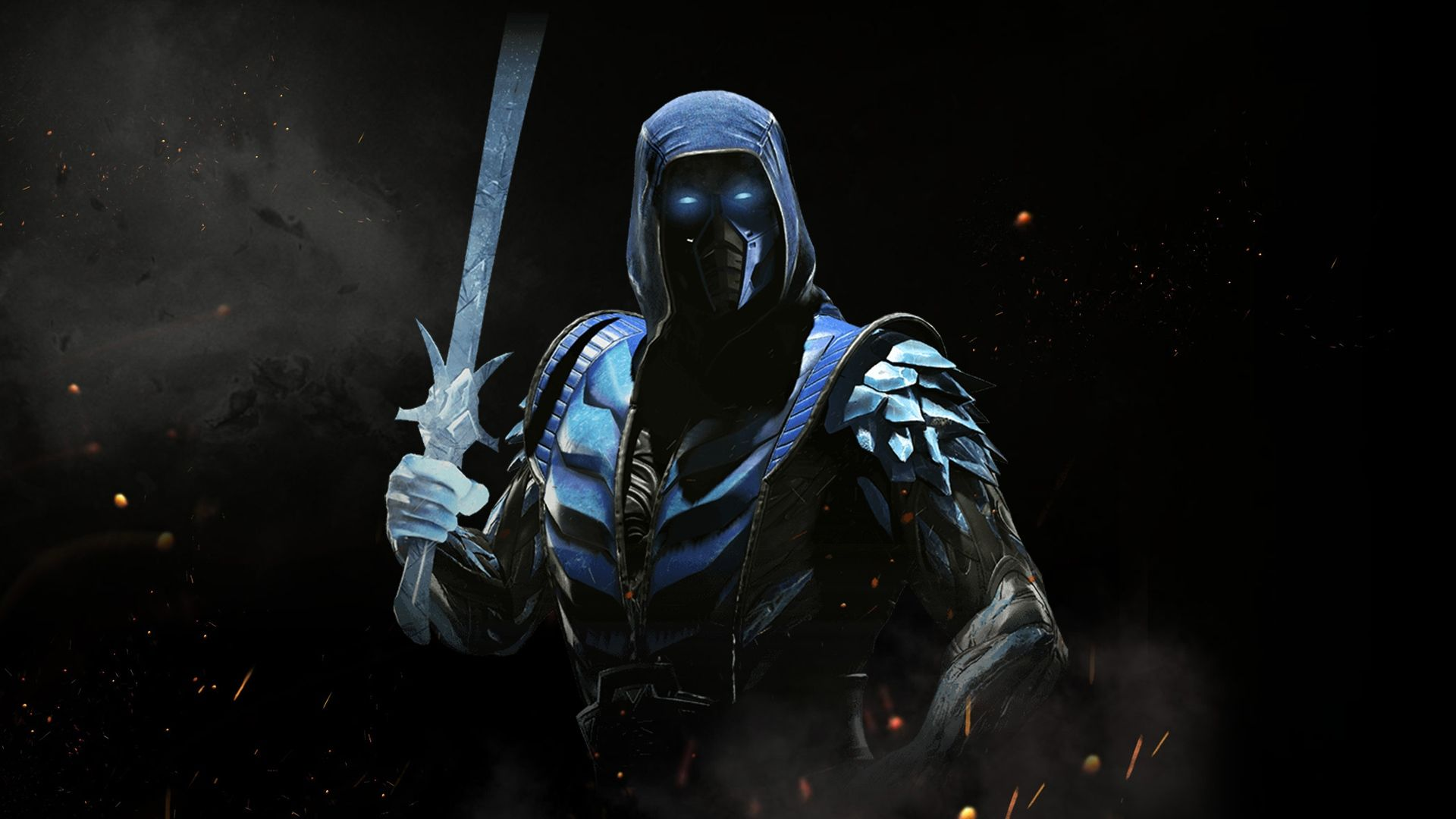 Cool Sub Zero Injustice 2 Game 1920x1080 With Images Injustice