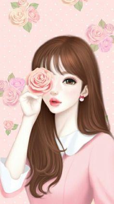 Imagen De Zara Rose Thompson Cute Girl Wallpaper Anime Art Girl Girly Drawings