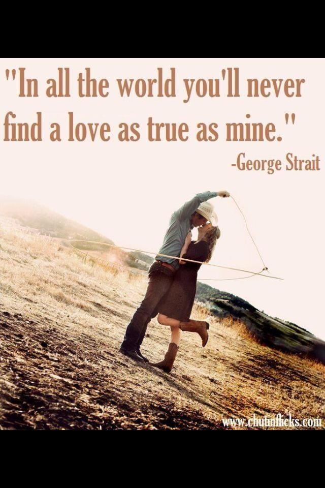 Romantic george strait songs