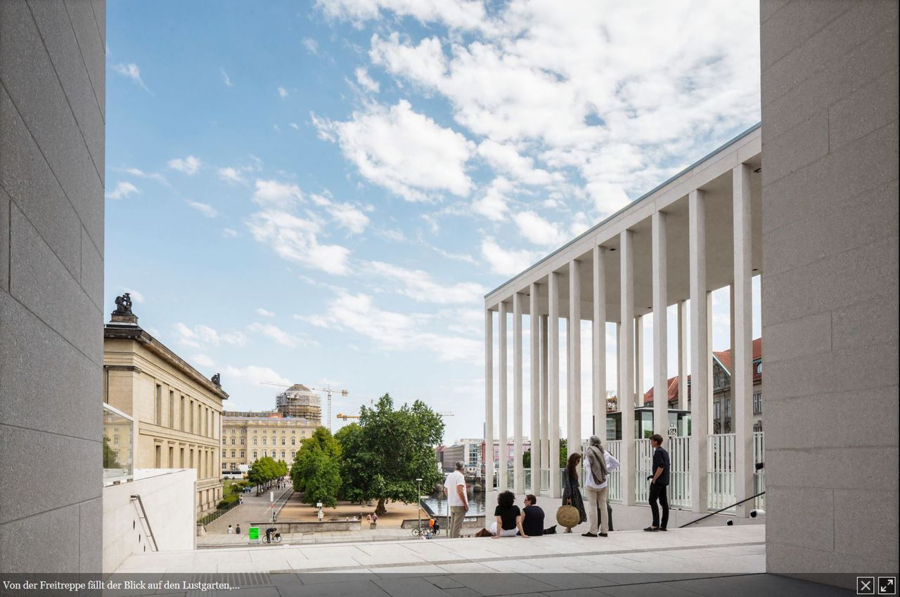 Berlin Projects Construction Page 199 Skyscrapercity Architektur Museum Insel Berlin Museum