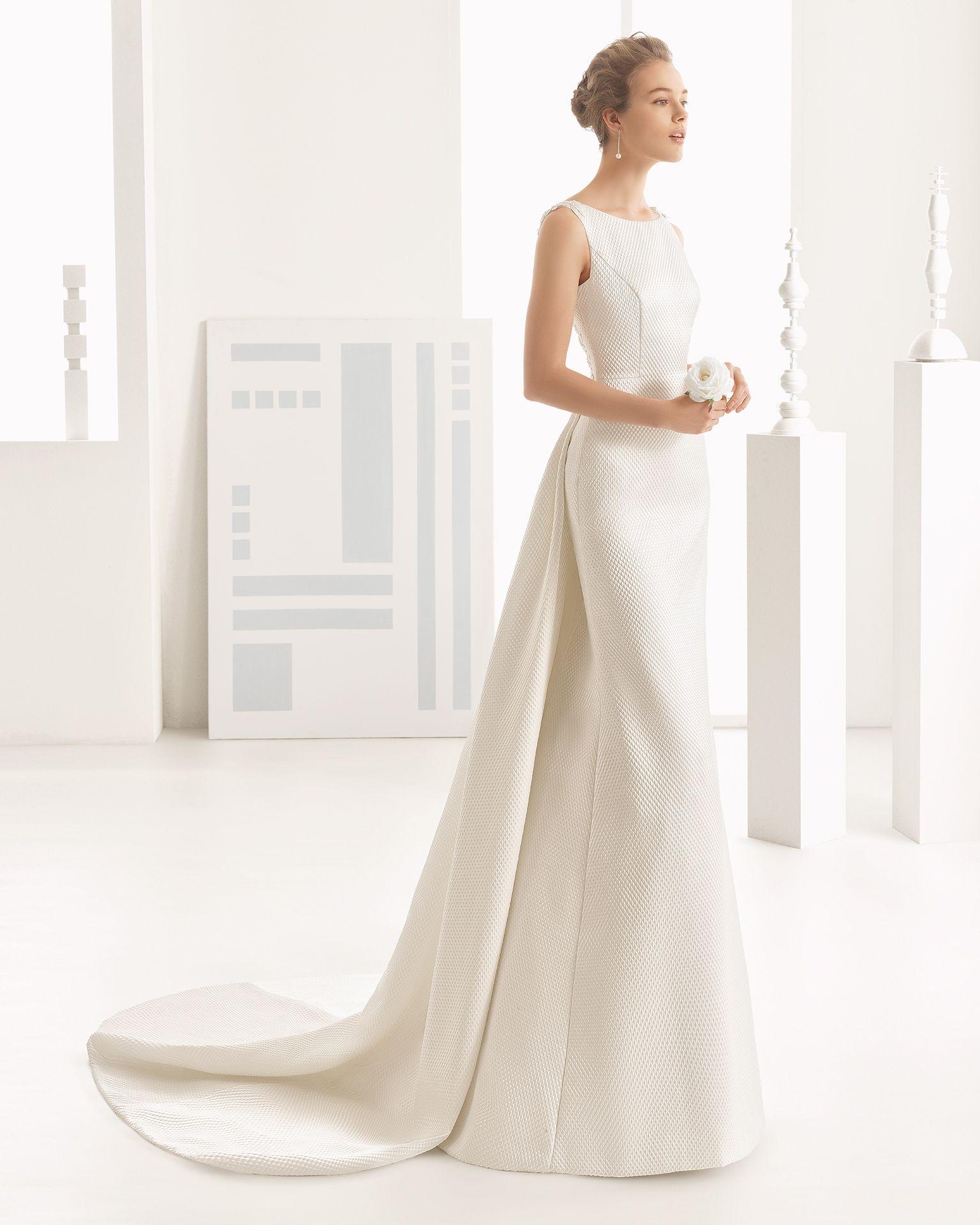 Navas 2017 Bridal Collection Rosa Clará Wedding