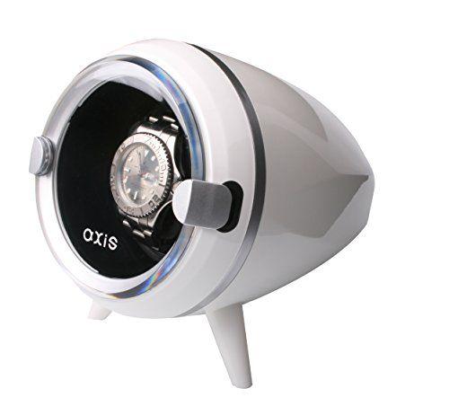 AXIS® Single Automatische Uhrenbeweger weiß axw090W New ...