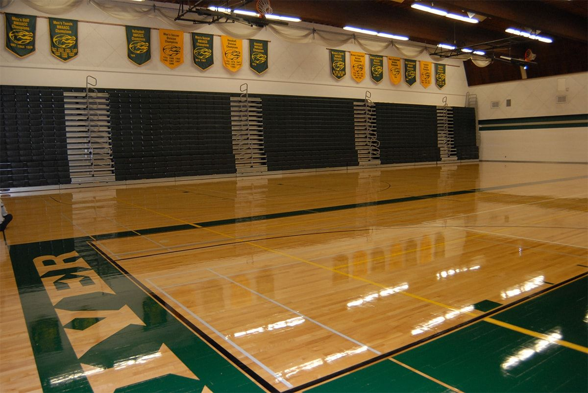 Green River Gymnasium Green river, Green, River