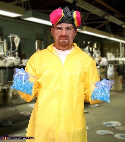 Breaking Bad Cooking Costume