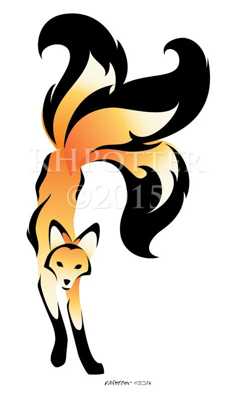 desert fox by rhpotter on deviantart kitsune fox art pinterest foxes tattoo and tattoo art. Black Bedroom Furniture Sets. Home Design Ideas