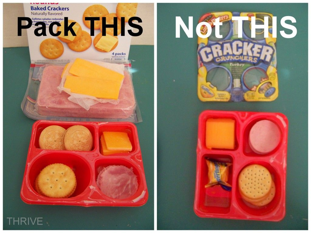 diy monday: homemade lunchables | meals, lunches and school lunch