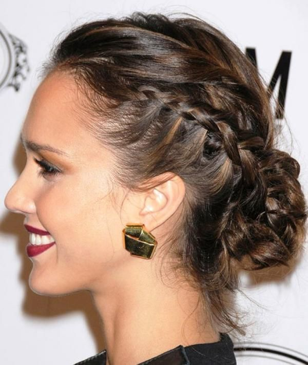 Trendy Braid Hairstyles Designs For 2017