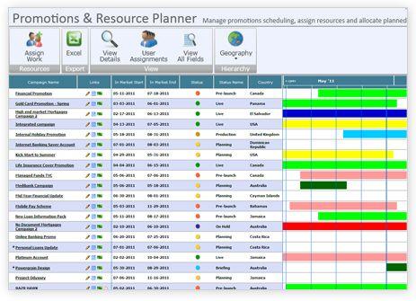 Infor Orbis Marketing Calendar  Marketing Software