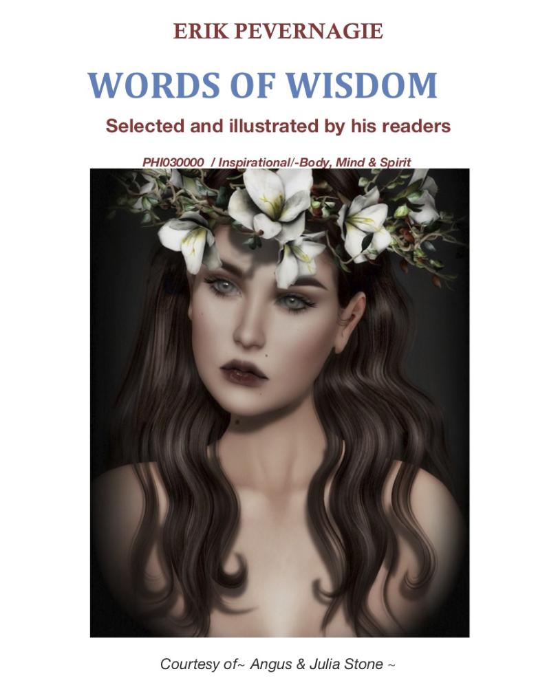 """""""Words of Wisdom"""" by Erik Pevernagie in 2020   Words of ..."""