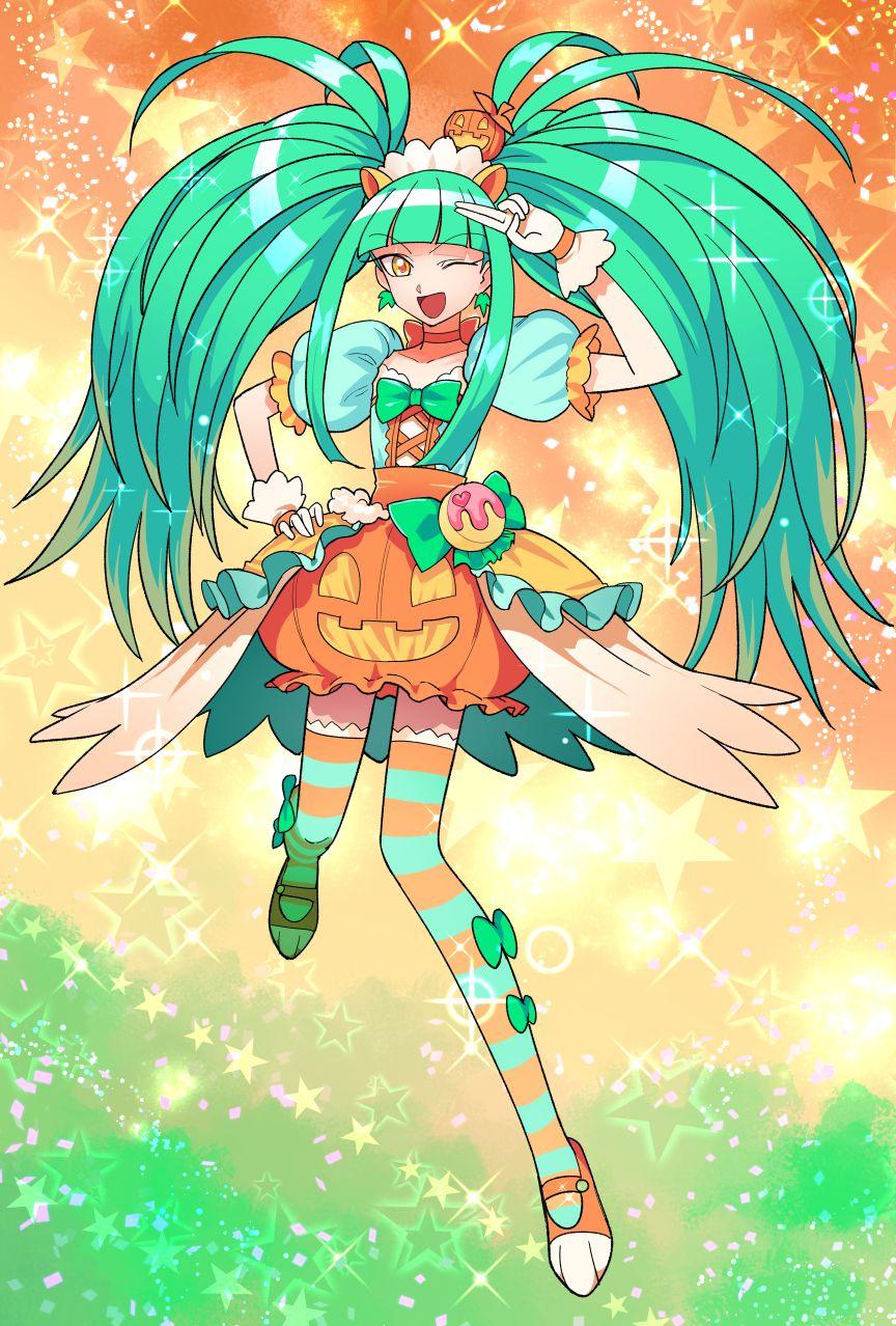 Bibury Precure Magical Girl Anime Anime Images