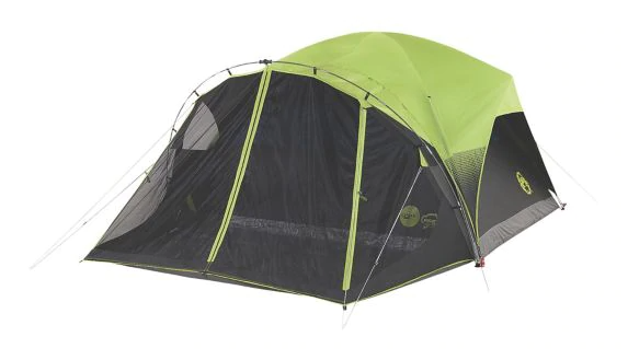Coleman Carlsbad Fast Pitch Dome Tent With Screen Room 6 Person Canadian Tire In 2020 Tent Dome Tent Tent Design