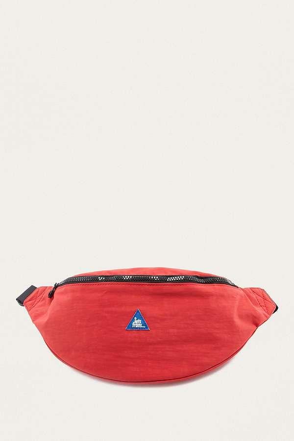 2f7e425af9 iets frans... Red Courier Bum Bag
