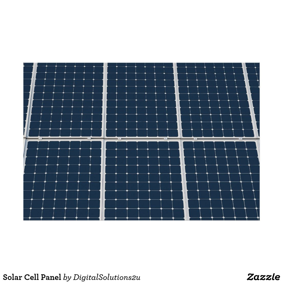 Image Of A Solar Power Panel Funny Poster Zazzle Com