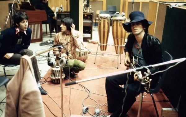 Paul McCartney - Keith Richards