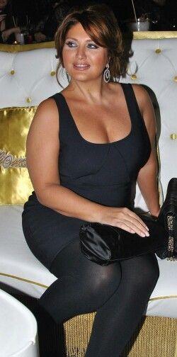 Femme cougar black