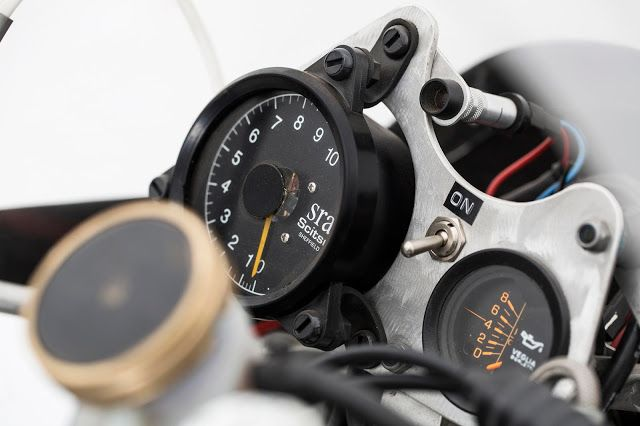 Suzuka Endurance - RocketGarage Cafe Racer
