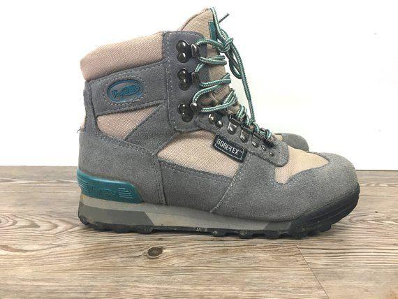 Vintage 80s Vasque Hiking Boots Gore-Tex Waterproof ...