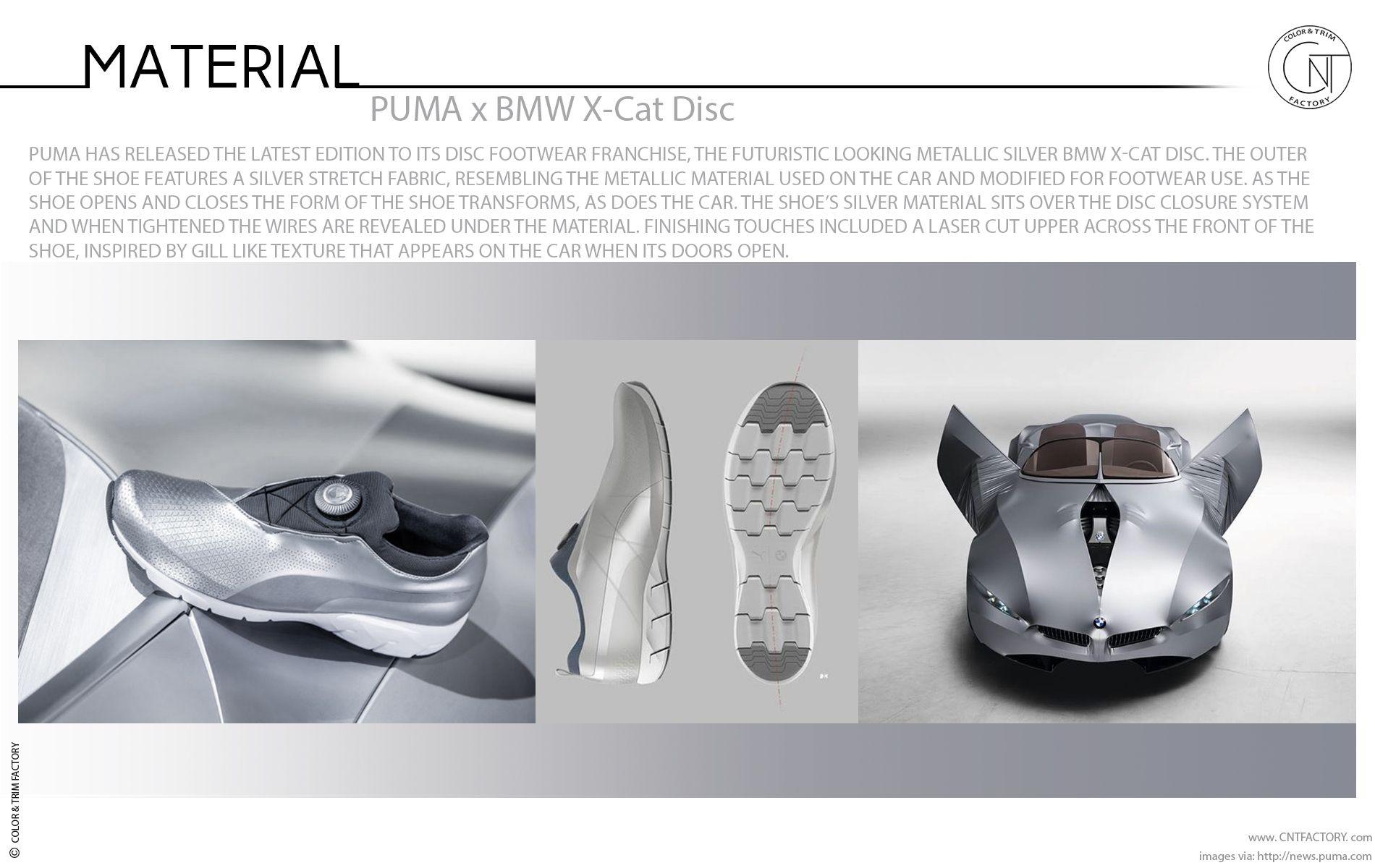 Víctor convergencia carrera  Puma BMW X-Cat Disc inspired BMW GINA Visionary Concept Car | Concept cars,  Bmw, Inspiration